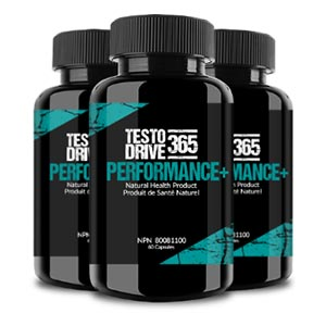 Testo Drive 365 Performance Enhancer