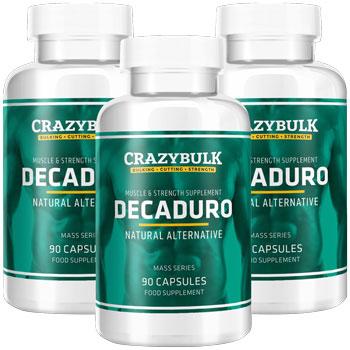 CrazyBulk Decaduro Reviews & Results - Legal Deca