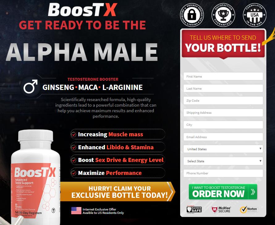 order boostx