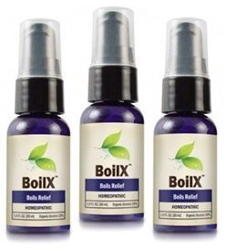 Boilx Reviews Video Natural Homeopathic Boil Treatment