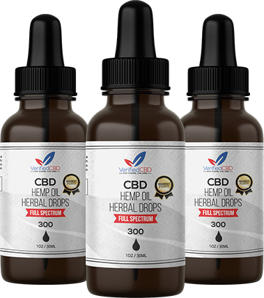Verified cbd oil