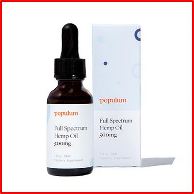 populum cbd oil