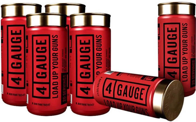 4 gauge pre-workout review