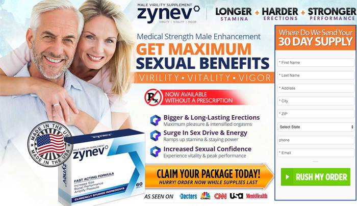 Zynev Male Enhancement