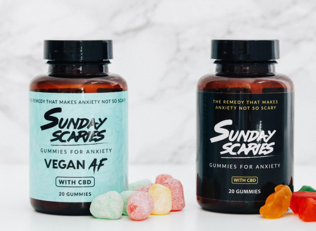 sunday scaries cbd review