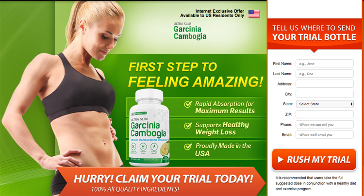 ultraslim garcinia cambogia reviews