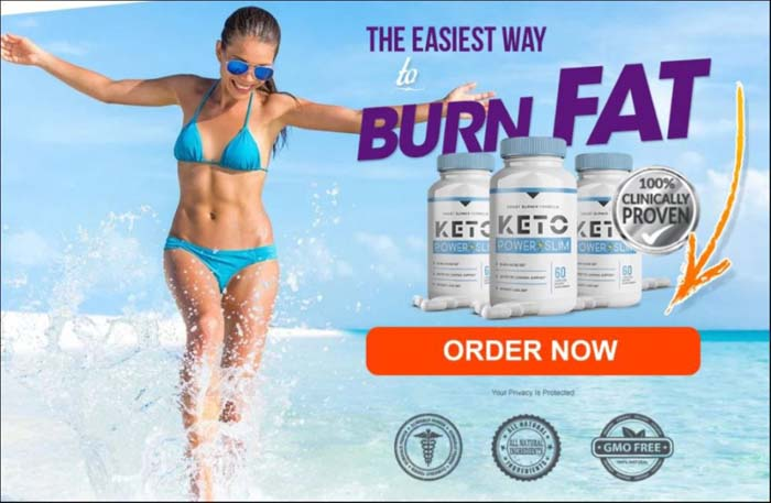 Order Keto Power Slim