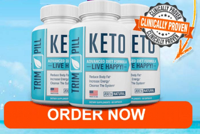Trim Pill Keto Reviews