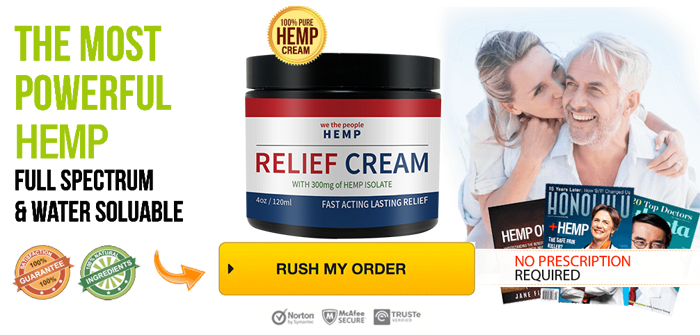 WTP Hemp Cream