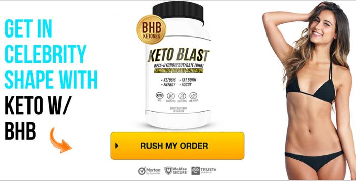 order keto blast