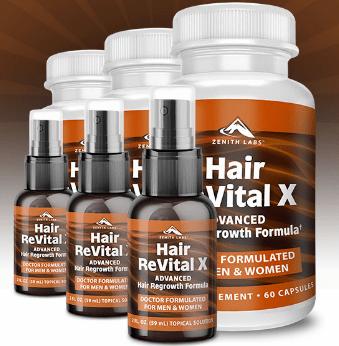 Hair VItal X