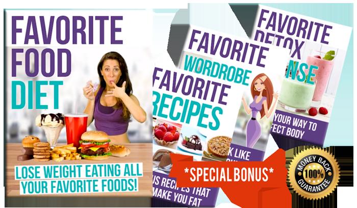 Buy the favorite food diet review