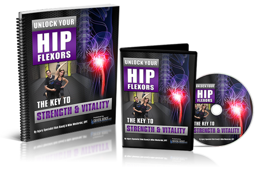unlock your hip flexors set