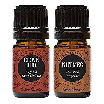 Clove and Nutmeg