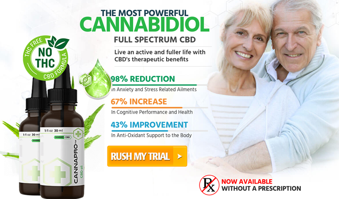 CannaPro CBD Oil trial