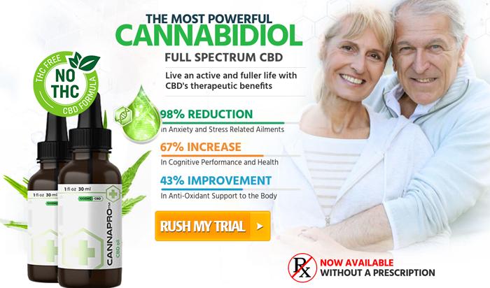 CannaPro CBD Oil trial