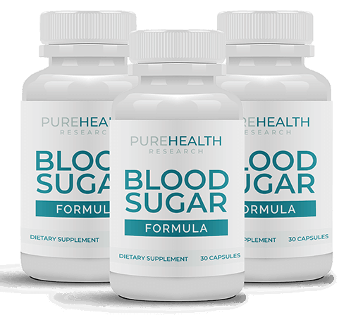 Blood Sugar Formula (Pure Health Research)
