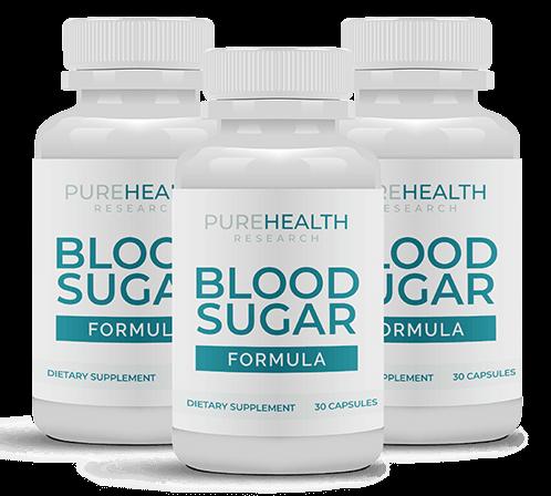Blood Sugar Formula (Pure Health Research)