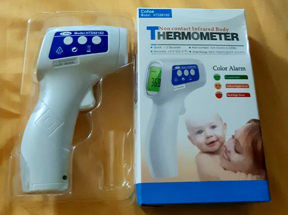Thermosense Thermometer review